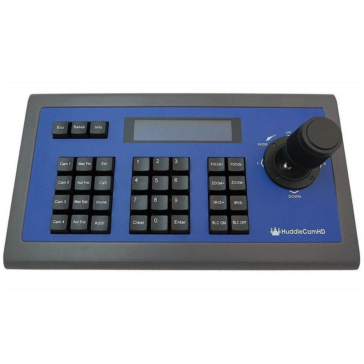 HuddleCamHD Joystick Camera Keyboard Controller - Wholesale Home Improvement Products