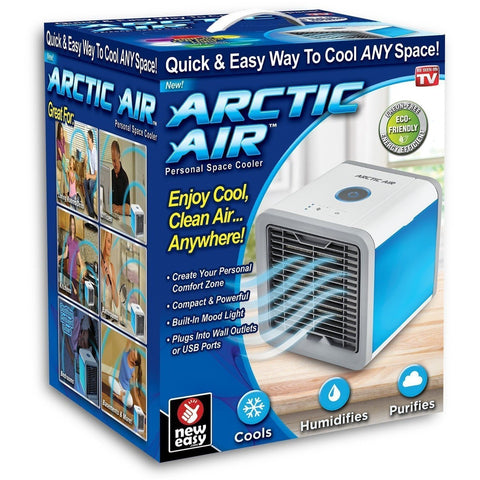 OnTel - Arctic Air Personal Space Cooler - Wholesale Home Improvement Products