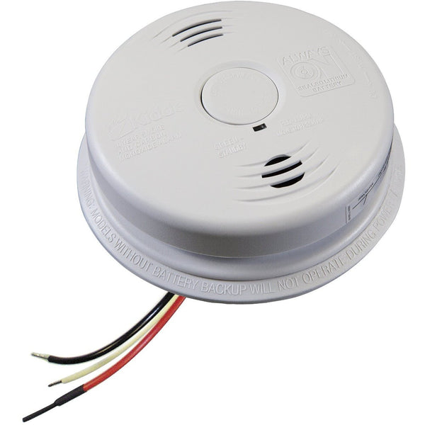 Kidde I12010sco Hardwired Smoke And Carbon Monoxide