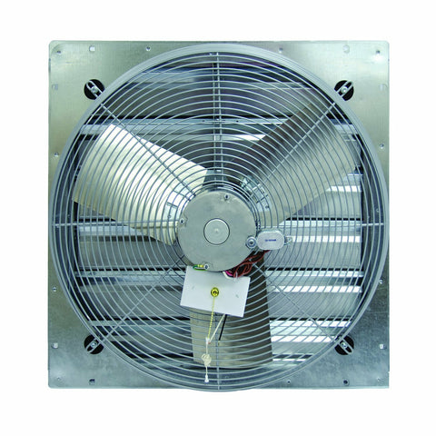 "TPI Commercial Direct Drive Exhaust Fan, Shutter Mounted, Single Phase, 30"" Diameter, 120 Volt CE30-DS - Wholesale Home Improvement Products"