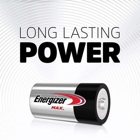Energizer C MAX® Alkaline Batteries - Commercial Packaging - Wholesale Home Improvement Products
