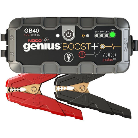 NOCO Genius Boost Plus GB40 1000 Amp 12V UltraSafe Lithium Jump Starter - Wholesale Home Improvement Products