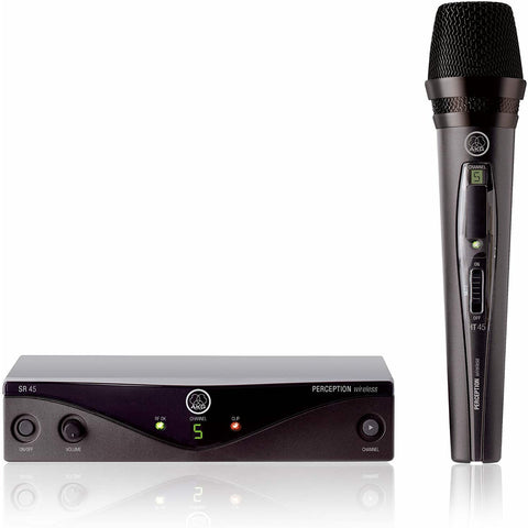 AKG Perception Wireless 45 Vocal Set Band-A High-performance - Wholesale Home Improvement Products