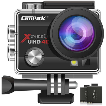 Campark ACT74 Action Camera - Wholesale Home Improvement Products