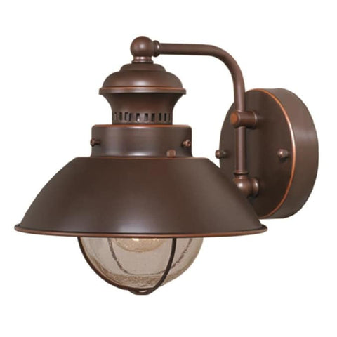 Vaxcel - Nautical - 8 Inch Outdoor Wall Light