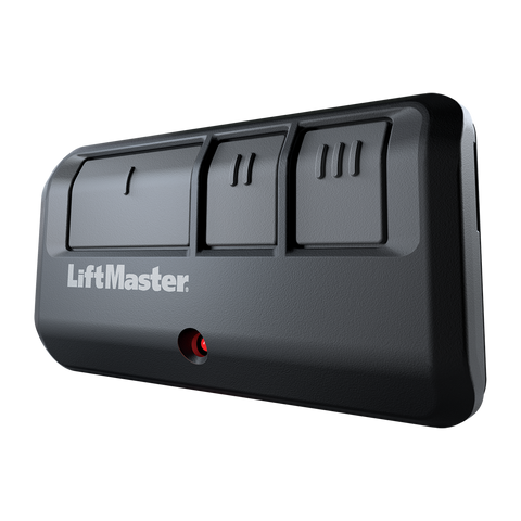 Liftmaster - 893MAX 3-Button Garage Door Opener Remote Control