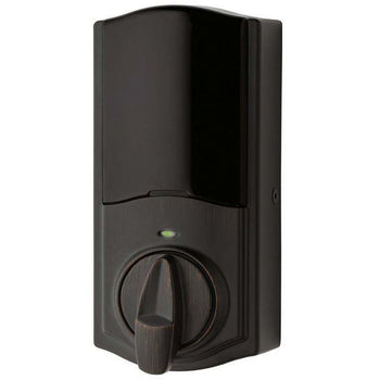 Kwikset 99140-103 Convert Z-Wave Plus Lock with Home Connect, Venetian Bronze - Wholesale Home Improvement Products