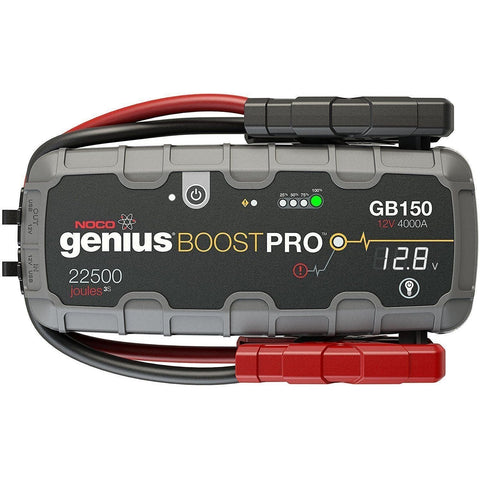 NOCO Genius Boost Pro GB150 4000 Amp 12V UltraSafe Lithium Jump Starter - Wholesale Home Improvement Products