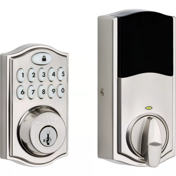 Kwikset SmartCode 914 Traditional Smart Lock Keypad Electronic Deadbolt Door Lock - Wholesale Home Improvement Products