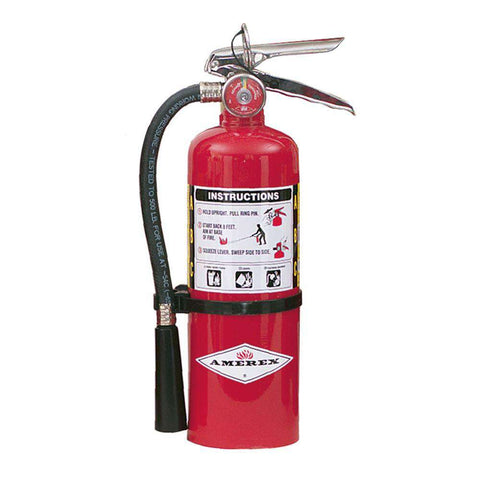 Amerex - B424 5 Gallon ABC Class Dry Chemical Fire Extinguisher