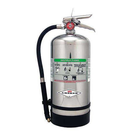 Amerex - B260 6 Liter A Class K Wet Chemical Fire Extinguisher