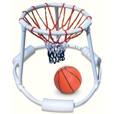 Swimline - Super Hoops Floating Basketball Game - Wholesale Home Improvement Products