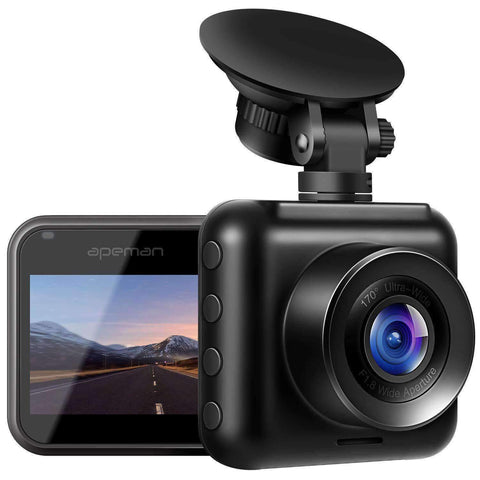 APEMAN Mini Car Dash Cam 1080P Full HD C420 - Wholesale Home Improvement Products