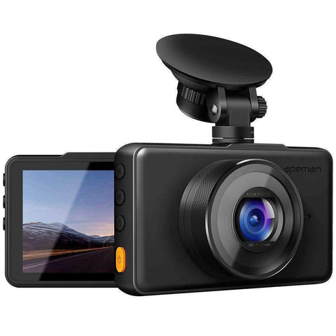 APEMAN Dash Cam 1080P FHD DVR C450A - Wholesale Home Improvement Products