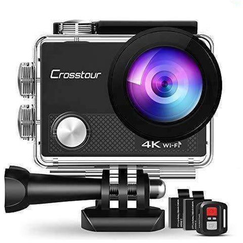 Crosstour 4K Action Camera CT9000 - Wholesale Home Improvement Products