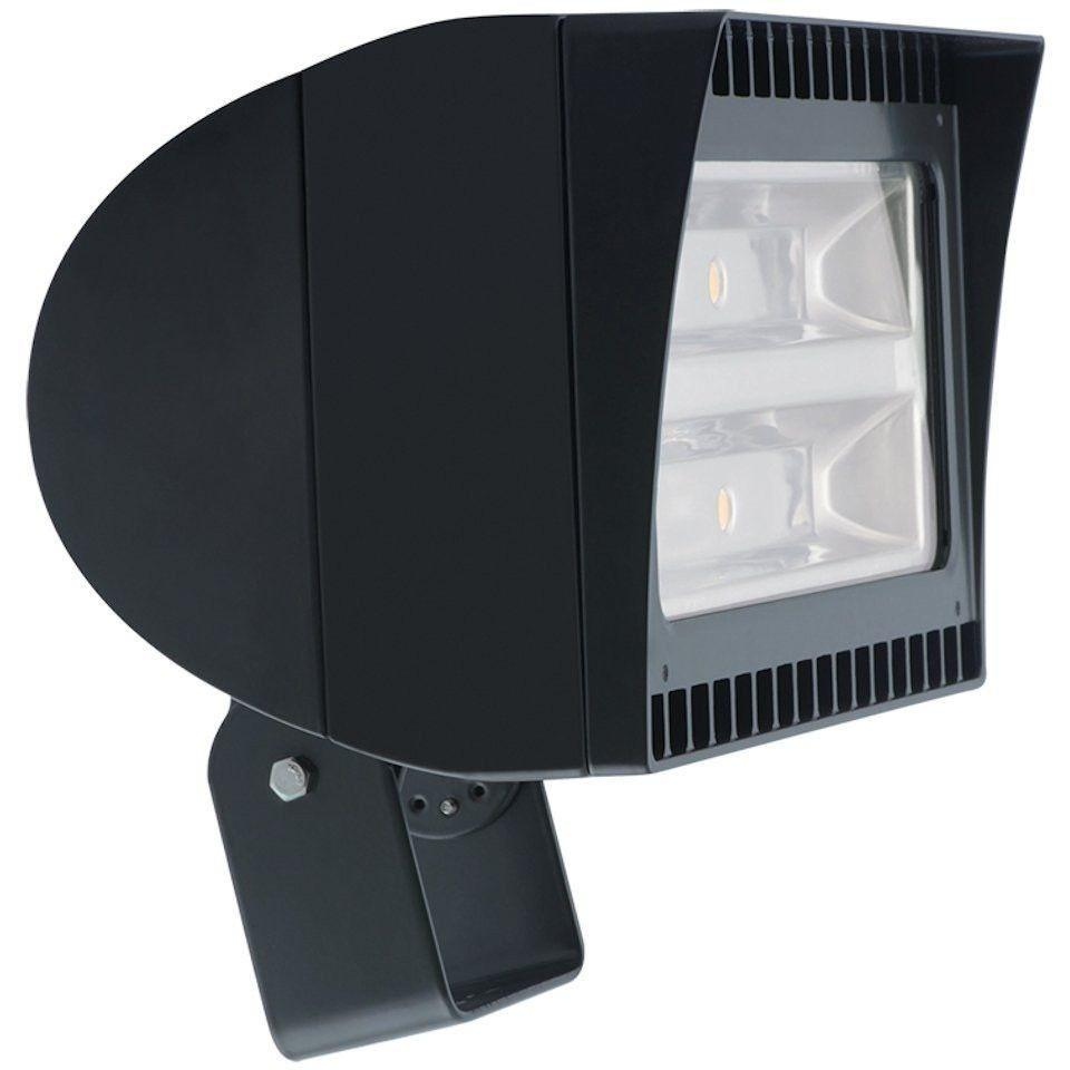 RAB Lighting - FXLED78T - 78-watt Cool Led Trunnion - Bronze - Wholesale Home Improvement Products