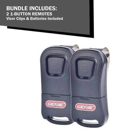 Genie G1T-BX 1-Button Remote (2 Pack) - Wholesale Home Improvement Products