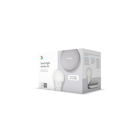 Google Home Mini Smart Light Starter Kit - Wholesale Home Improvement Products