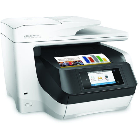 HP - 8720 OfficeJet Pro Wireless All-in-One Printer w/Mobile Printing