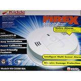 Kidde KN-COSM-IBA Carbon Monoxide & Smoke Detector, 120V Hardwired Talking w/Battery Backup - Wholesale Home Improvement Products