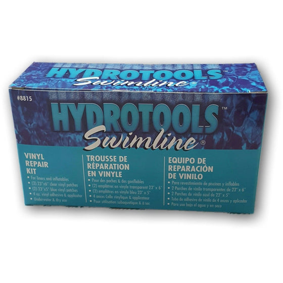 Vinyl Pool Repair Kit - Wholesale Home Improvement Products