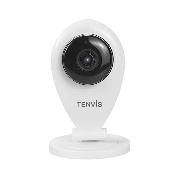 Tenvis Wireless IP Camera 720P T8805- HD day and night wireless mini Cube camera