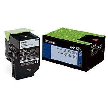 Lexmark 80C1H- Series Color High-Yield Return-Program Toner - Wholesale Home Improvement Products