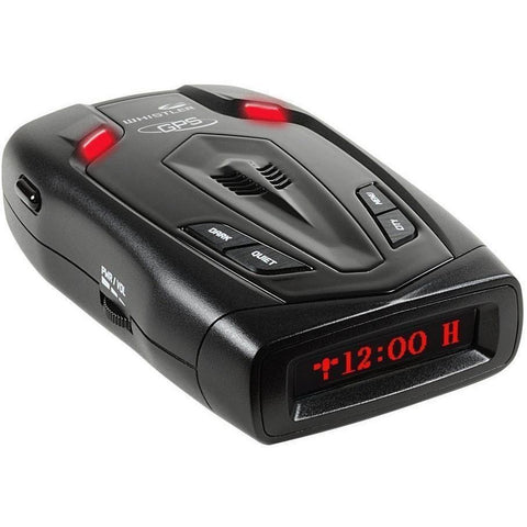 Whistler - LR-300GP Laser Radar Detector with Internal GPS and 360 Degree Max Coverage