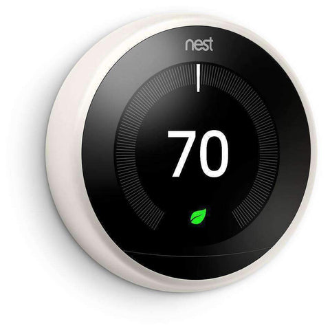Nest Thermostat: 3rd Generation 'Learning' Thermostat 2 Pack - Wholesale Home Improvement Products
