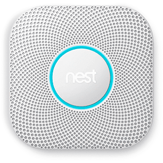 Nest Protect: 2nd Gen, Wired, Smoke & Carbon Monoxide Detector (Pro Model)