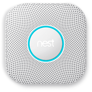 Nest Protect: 2nd Gen, Battery, Smoke & Carbon Monoxide Detector - Pro Model