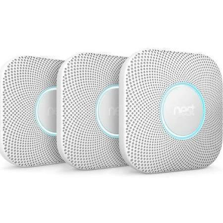 Nest Protect 2nd Gen Battery Smoke And Carbon Monoxide
