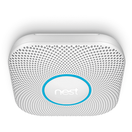 Nest Protect: 2nd Gen, Battery, Smoke & Carbon Monoxide Detector - Pro Model - Wholesale Home Improvement Products