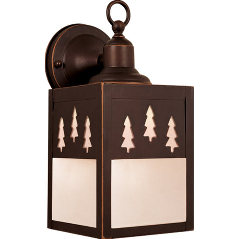 Vaxcel - OW24953BBZ - Yellowstone - One Light Outdoor Wall Sconce