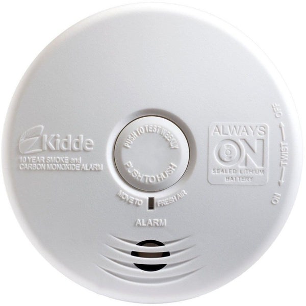 usi electric smoke and carbon monoxide detector manual