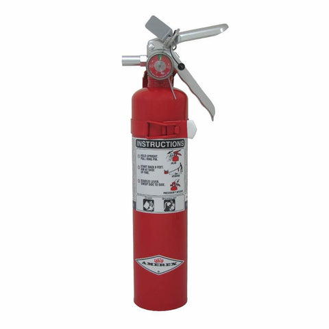 Amerex - B410T 2.5 Gallon B C Class Purple K Chemical Fire Extinguisher