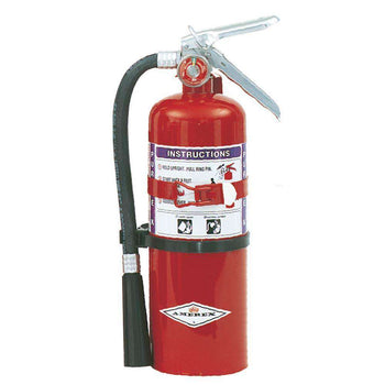 Amerex - B479T 5 Gallon B C Class Purple K Chemical Fire Extinguisher