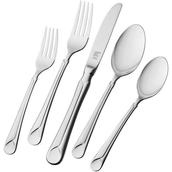 Zwilling® (Twin®) 45-piece 18/10 Stainless Steel Flatware, service for 8 - Wholesale Home Improvement Products