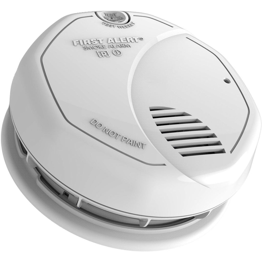 BRK First Alert - SA3210 Dual Sensor Smoke and Fire Alarm with 10-Year Sealed Battery