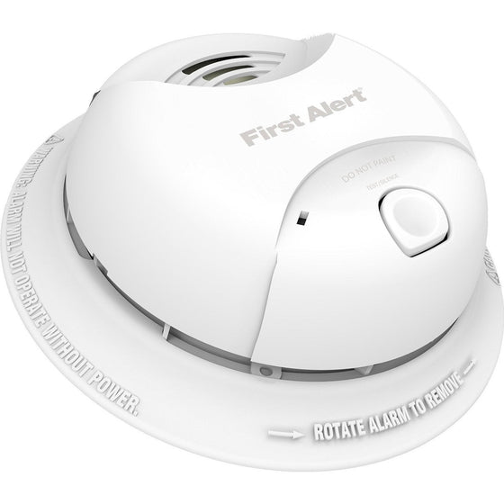 BRK First Alert - SA350B Smoke Alarm - Dual Ionization Sensor - Sealed Lithium Battery Operated - Wholesale Home Improvement Products