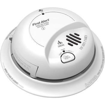 BRK First Alert - SC9120LBL Hardwired Smoke & Carbon Monoxide Alarm - 10 Year Battery - Wholesale Home Improvement Products
