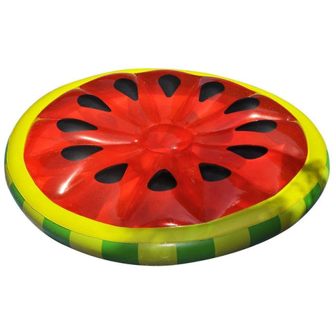 Swimline - 90544 Inflatable Watermelon Slice Float