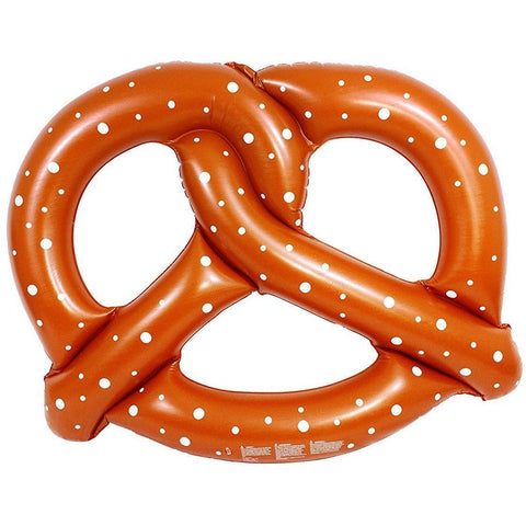 Swimline - 90640 Giant Pretzel Inflatable Floating Seat 60""
