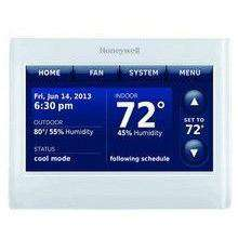 Honeywell - THX9421R5021WW Prestige IAQ Touchscreen Thermostat