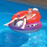 "Swimline - 9078 UFO Spaceship Squirter Inflatable Tube 45"" - Wholesale Home Improvement Products"