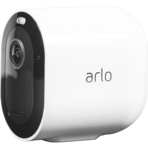 Arlo - Pro 3 2-Camera Indoor/Outdoor Wire-Free 2K HDR Security Camera System - White - Wholesale Home Improvement Products
