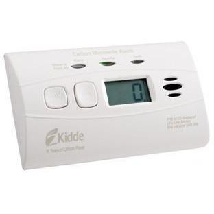 Kidde - C3010D Carbon Monoxide Alarm with Digital Display and 10 Year Sealed Battery (21010075) - Wholesale Home Improvement Products