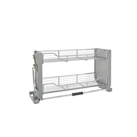 Rev-A-Shelf 5PD-36CRN / 36 in Chrome Pull Down Shelf
