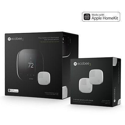 ecobee3 - Smarter Bundle  (Pro Model) - Wholesale Home Improvement Products