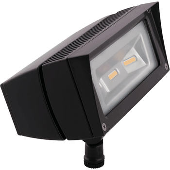 RAB Lighting - FFLED18 Watt LED Floodlight Cool White - 120-277V